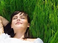 視力低下予防に日光浴