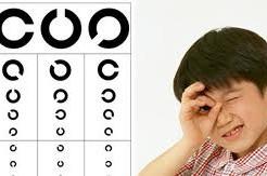 子供の視力低下の原因